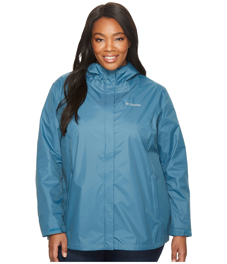 Columbia Plus Size Arcadia IItm Jacket (Blue Heron) Women