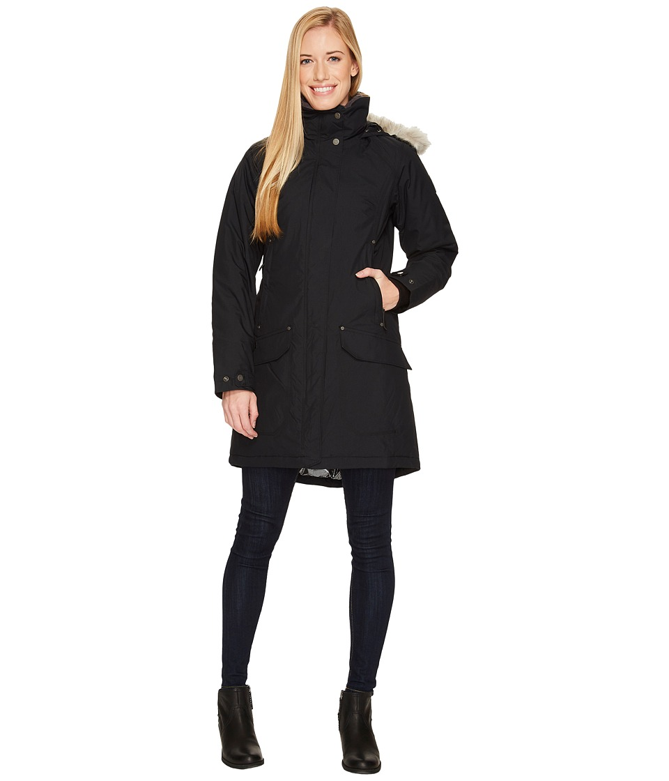Columbia Icelandite TurboDown Jacket (Black) Women