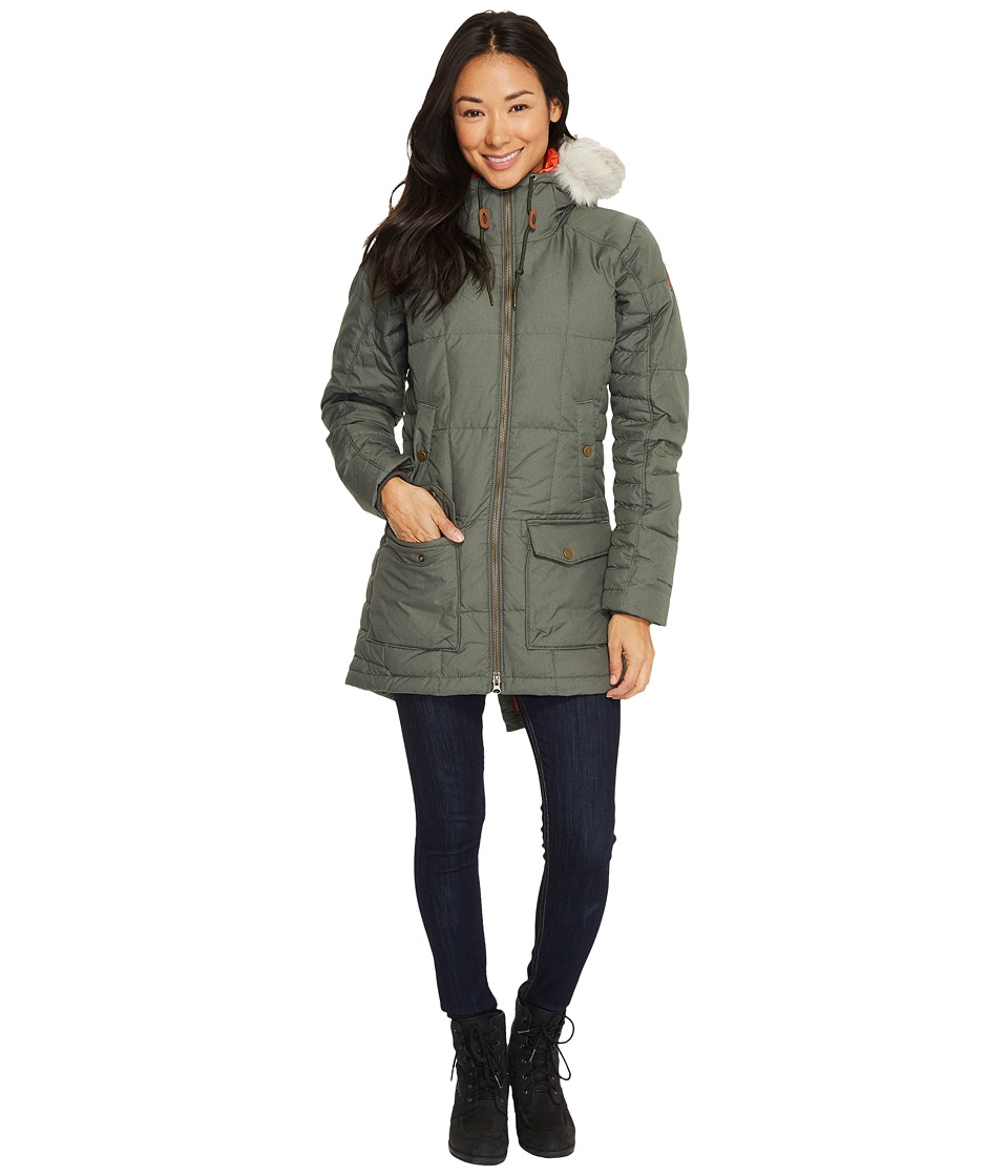 Columbia Della Fall Mid Jacket (Gravel) Women