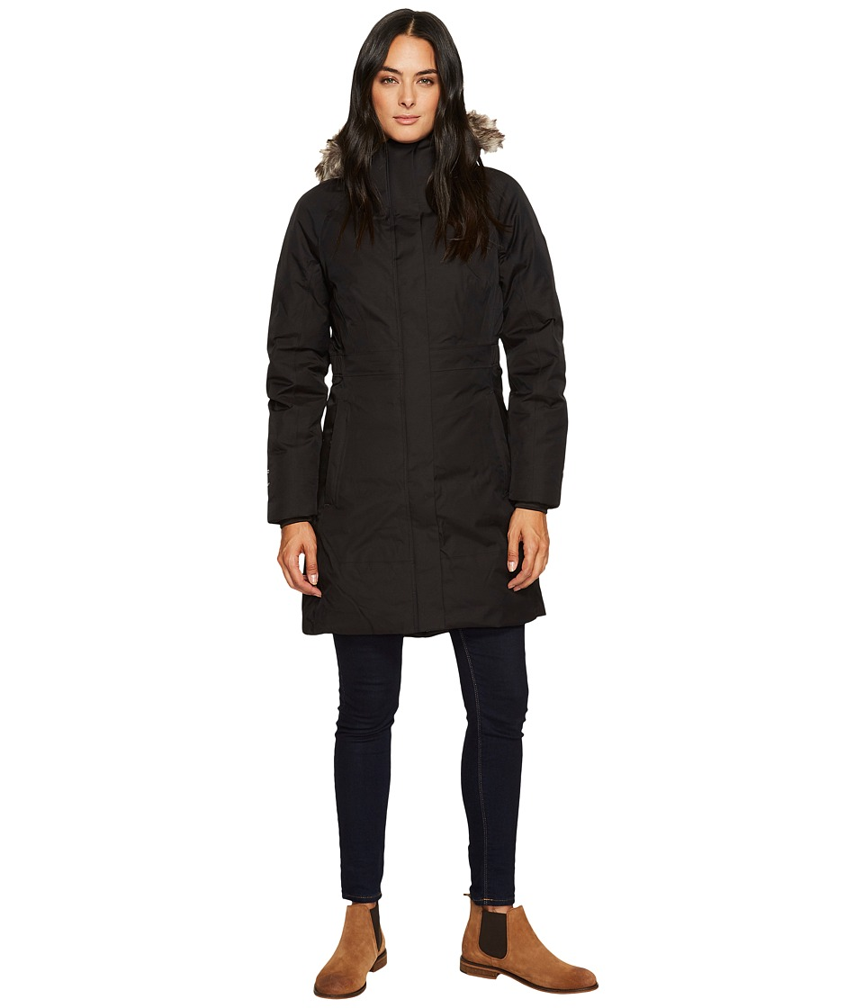North Face Arctic Parka II (TNF Black) Women's Coat