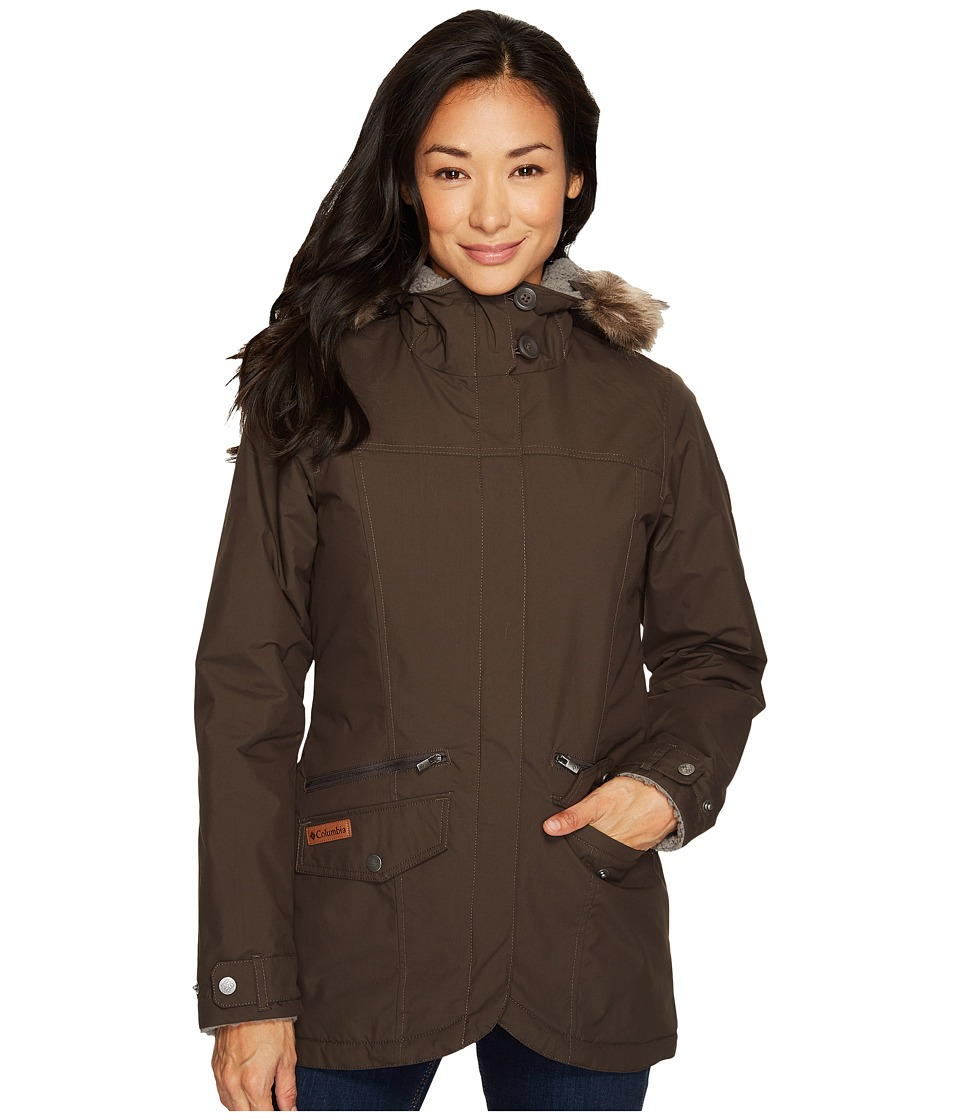 Columbia Grandeur Peak Mid Jacket (Buffalo) Women