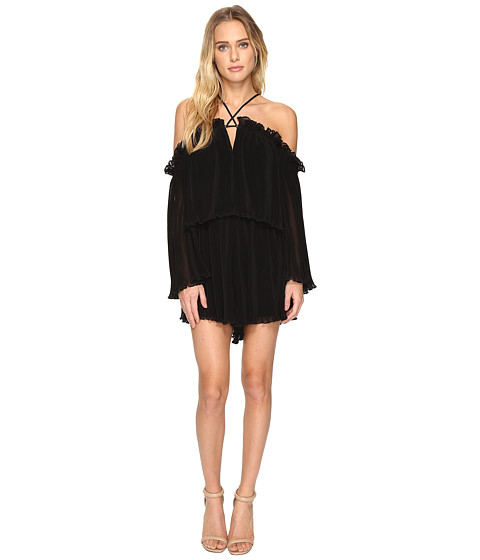 alice McCALL Locomotion Playsuit - Black 2