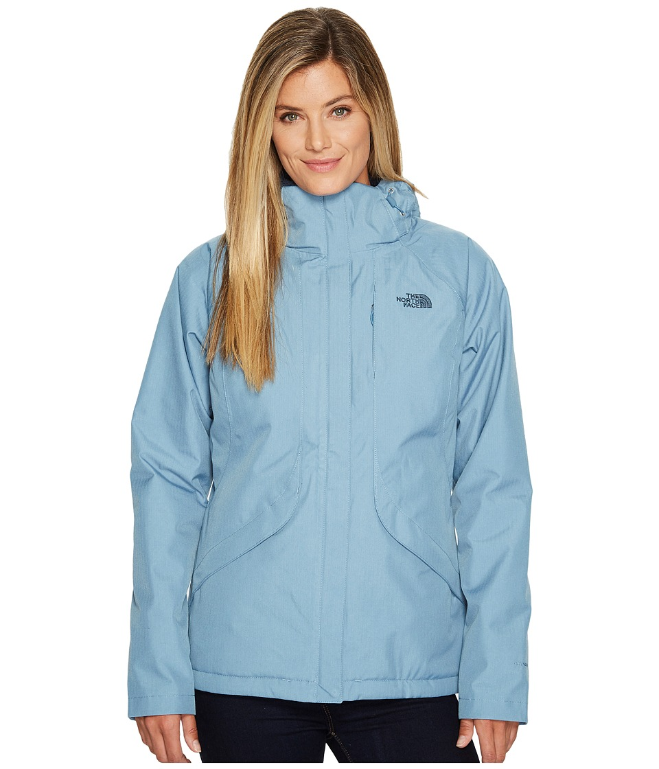 North Face Inlux Insulated Jacket (Provincial Blue) Women...