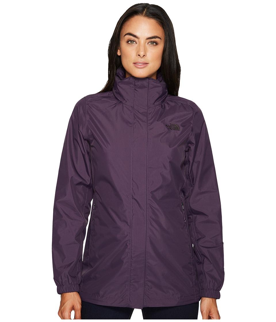 The North Face Resolve Parka (Dark Eggplant Purple) Women