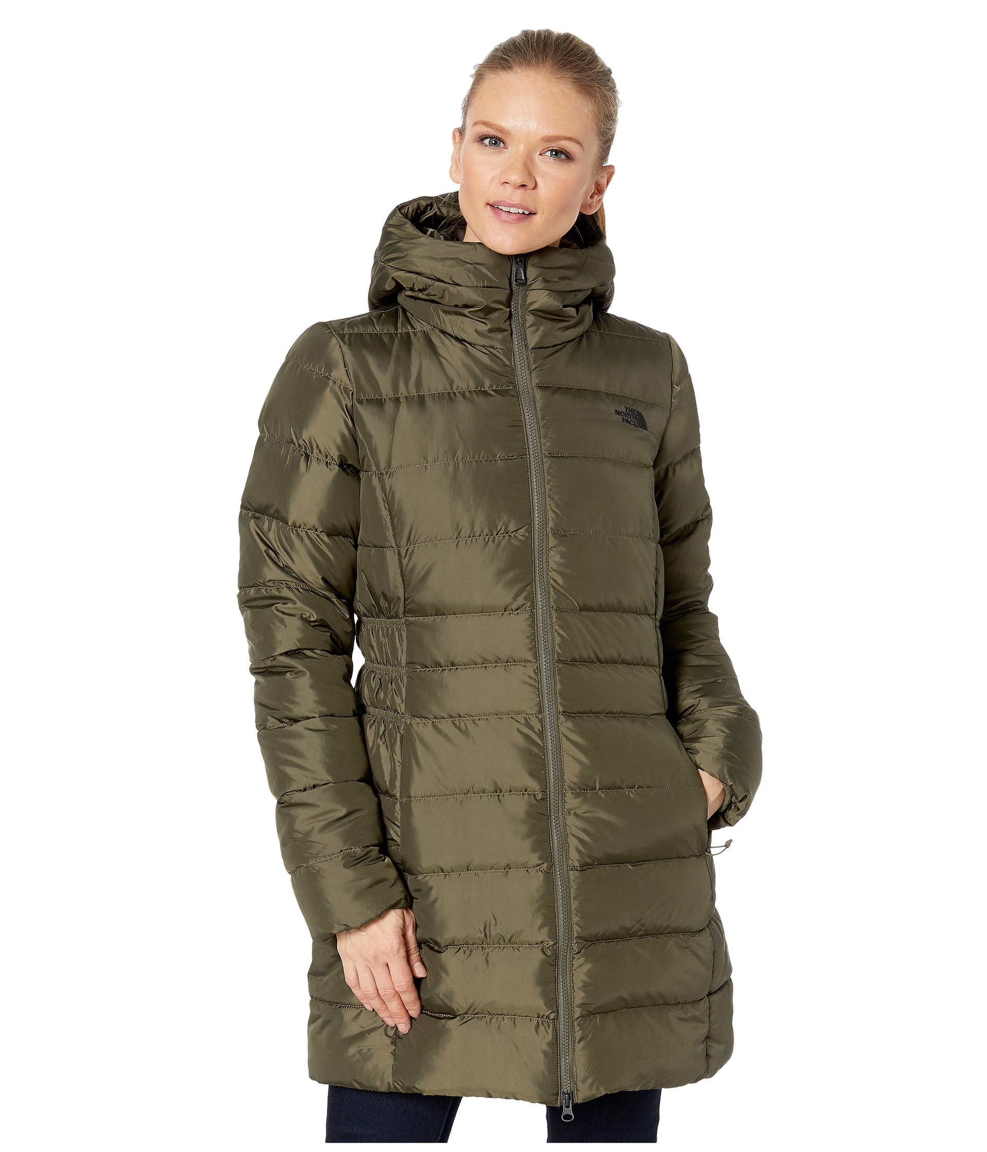 The North Face Gotham Parka II at Zappos.com