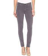J Brand - 485 Mid-Rise Super Skinny in Storm Grey