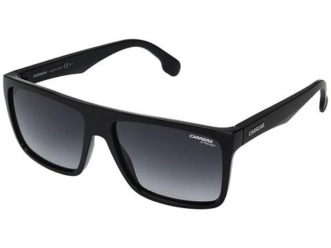 Carrera Carrera 5039/S - Black with Dark Gray Gradient Lens