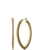 Lucky Brand - Openwork Hoop Earrings II
