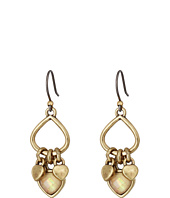 Lucky Brand - Openwork Drop Earrings