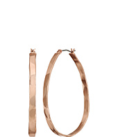 Lucky Brand - Hammered Hoop Earrings II