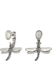 Lucky Brand - Dragonfly Earrings Jacket