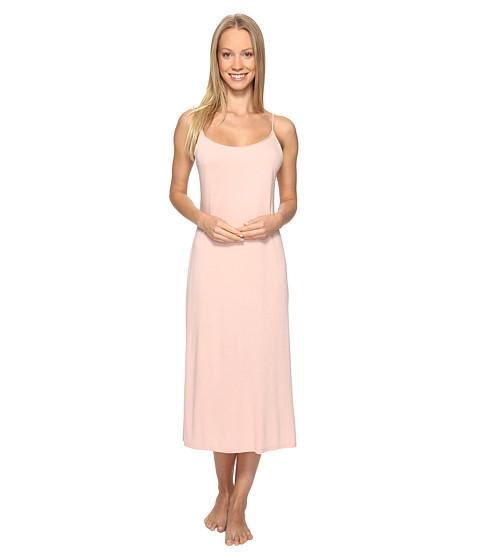 Natori Shangri-La Gown - Dusty Deco Pink