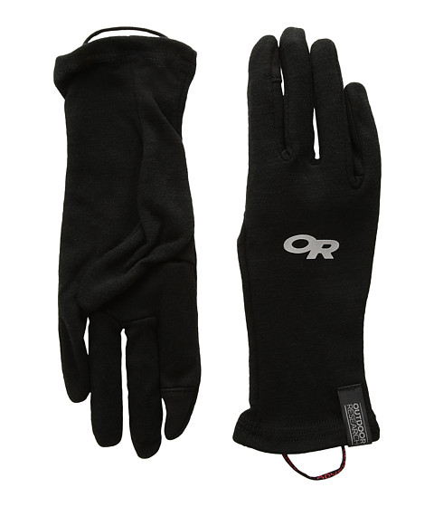 Outdoor Research Woolly Sensor Liners - Black