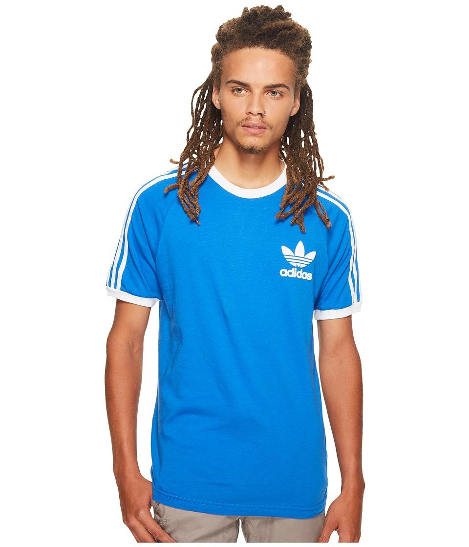adidas Originals California Tee (Blue) Men