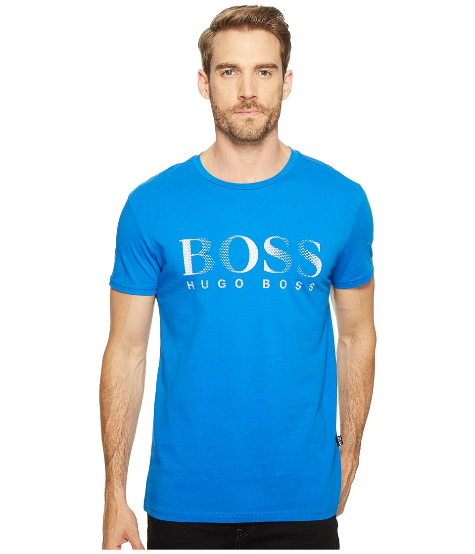 BOSS Hugo Boss T-Shirt Round Neck 10144419 (Bright Blue) Men