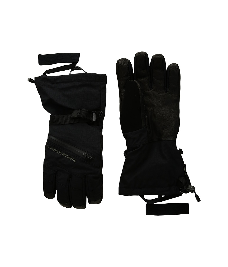 Outdoor Research Southback Sensor Gloves (Black) Ski Gloves