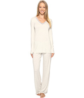 Natori - Feathers Long Sleeve PJ
