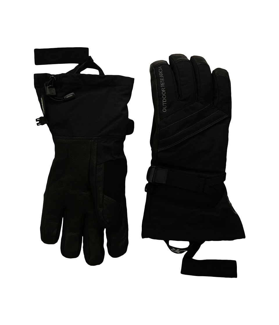 Outdoor Research Southback Sensor Gloves (Black) Ski Gloves