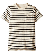 Hudson Kids - Slub Jersey Pocket Tee with Back Seam (Big Kids)