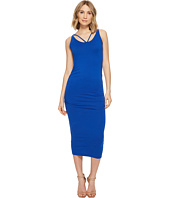 Michael Stars - Front To Back Midi Dress w/ Shirring