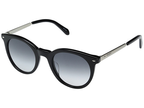Fossil Fossil 2053/S - Black Palladium with Gray Gradient Lens