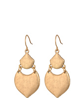 The Sak - Hinged Double Drop Earrings