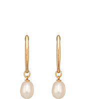 The Sak - Stick Pearl Drop Earrings