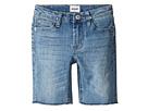 Hudson Kids - Hess Cut Off Slim Straight Shorts in Rhythm Blue (Toddler/Little Kids/Big Kids)