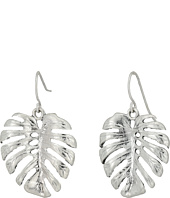 The Sak - Palm Leaf Drop Earrings