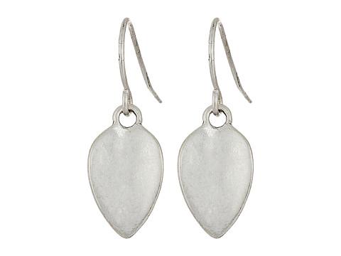 The Sak Baby Petal Drop Earrings - Silver