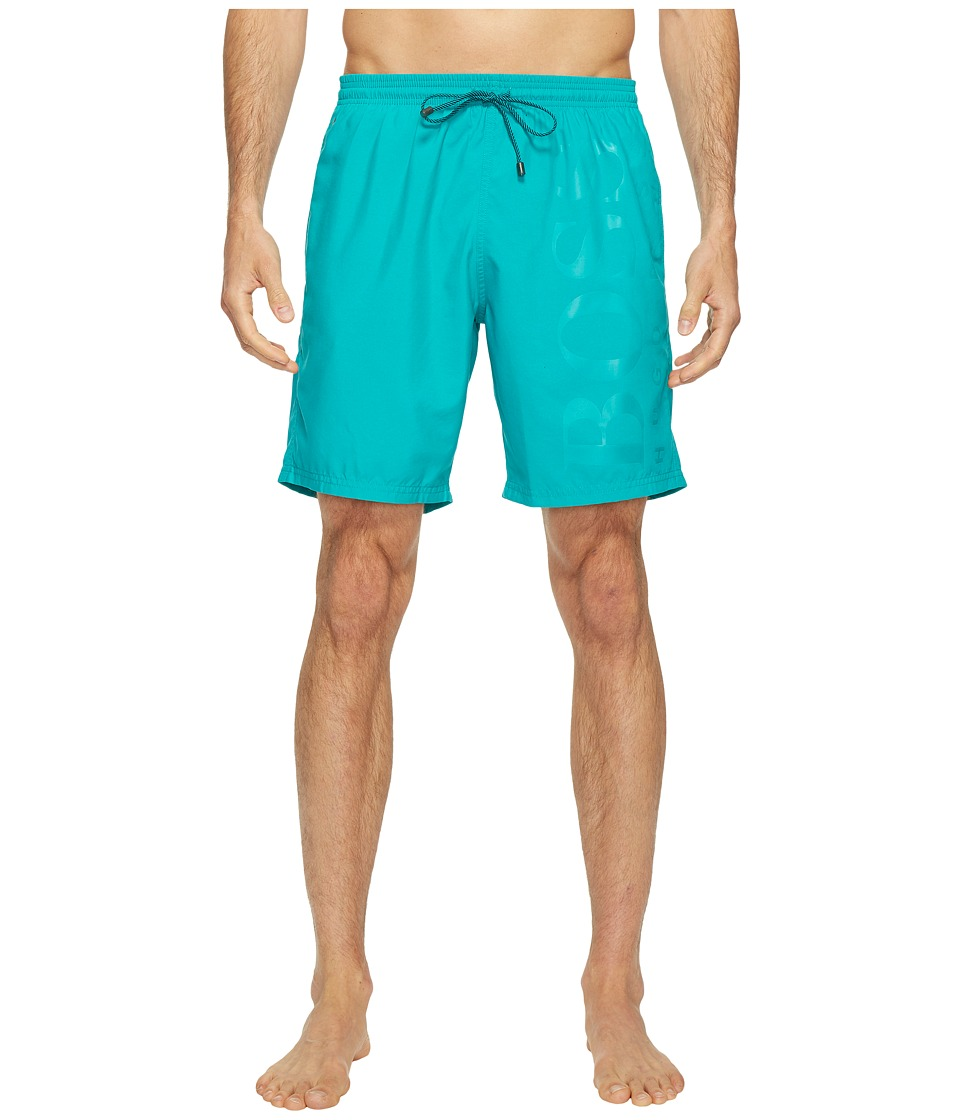 BOSS Hugo Boss - Orca 10135293 01 (Turquoise) Mens Swimwear