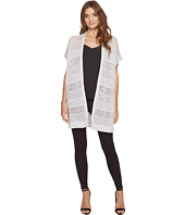 Michael Stars - Cotton Slub Short Sleeve Duster