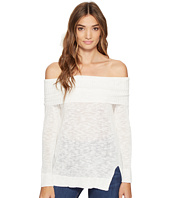 Michael Stars - Linen Blend Off the Shoulder