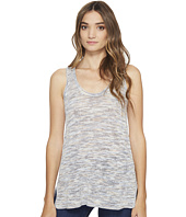 Michael Stars - Linen Blend Scoop Neck Tank Top