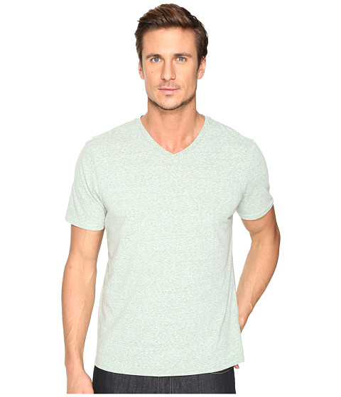 Threads 4 Thought Baseline Tri-Blend V-Neck Tee - Cactus