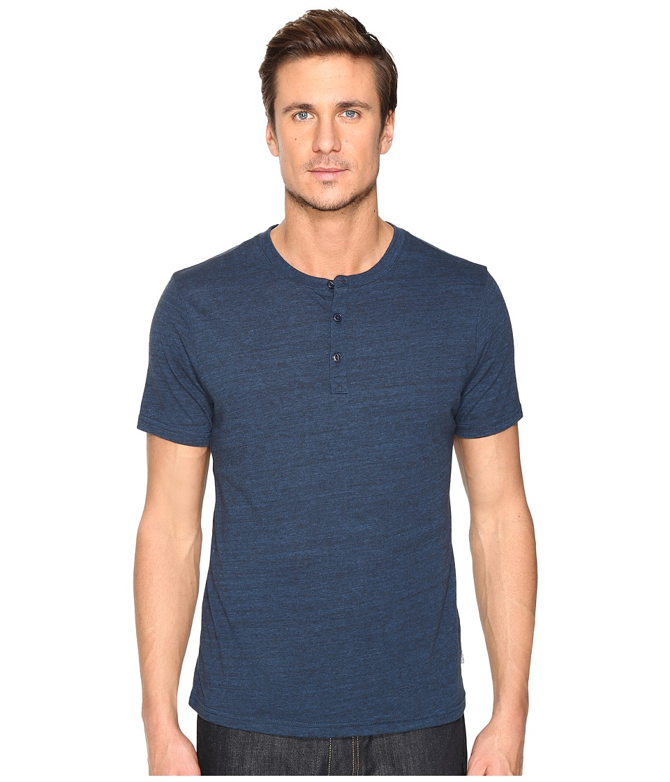 Threads 4 Thought Threads 4 Thought - Baseline Short Sleeve Tri-Blend Henley