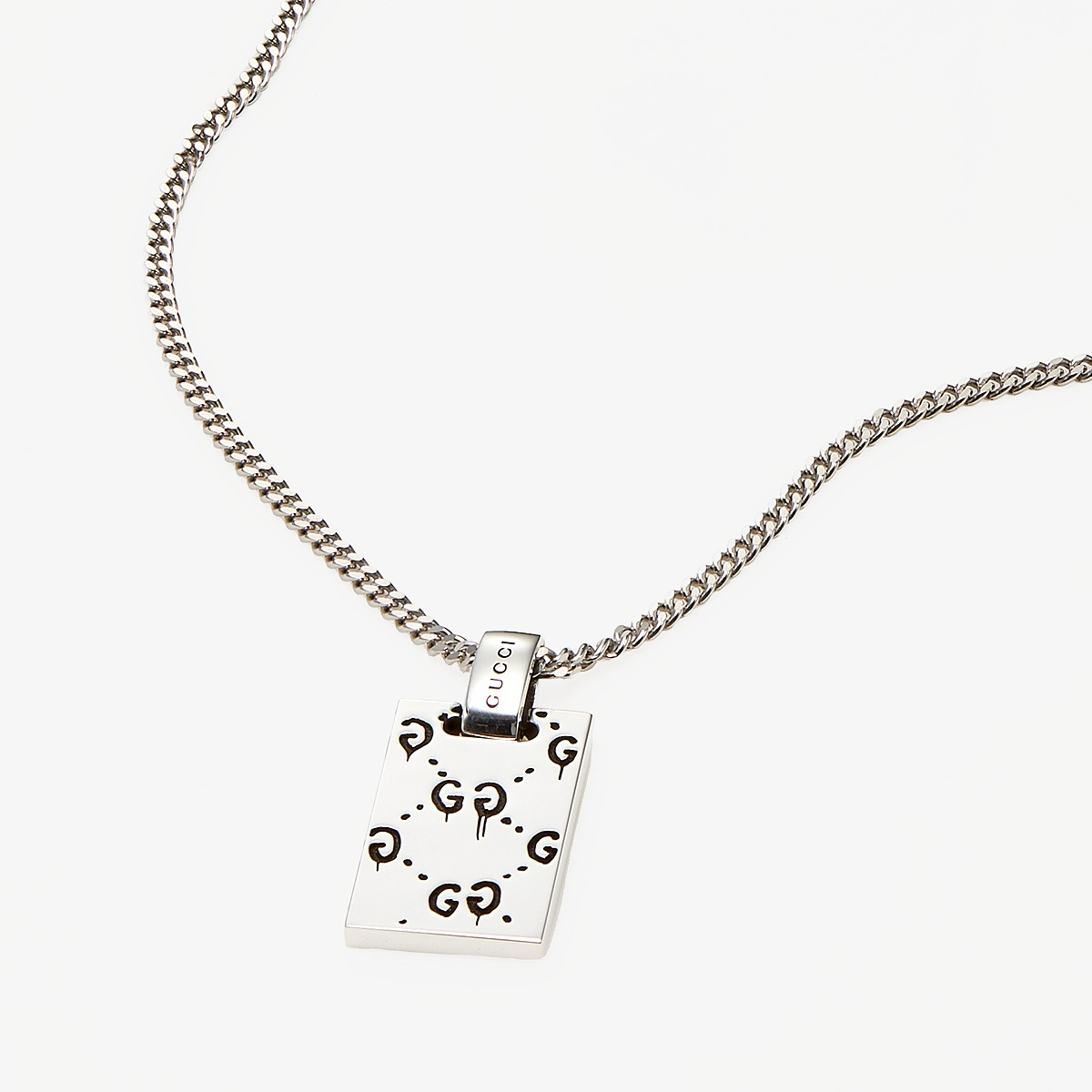 Gucci - 55cm Ghost Necklace