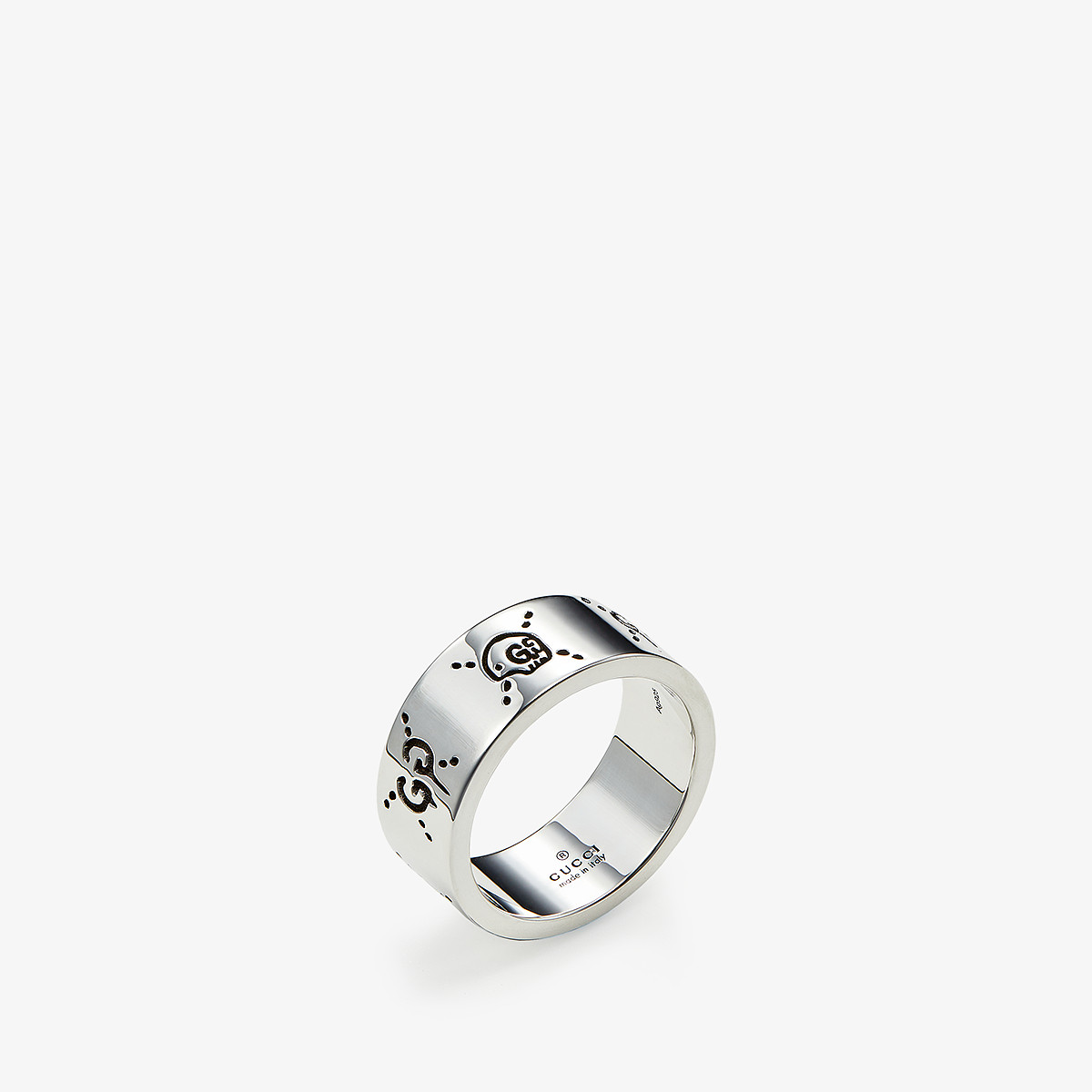 Gucci 9mm Ghost Ring