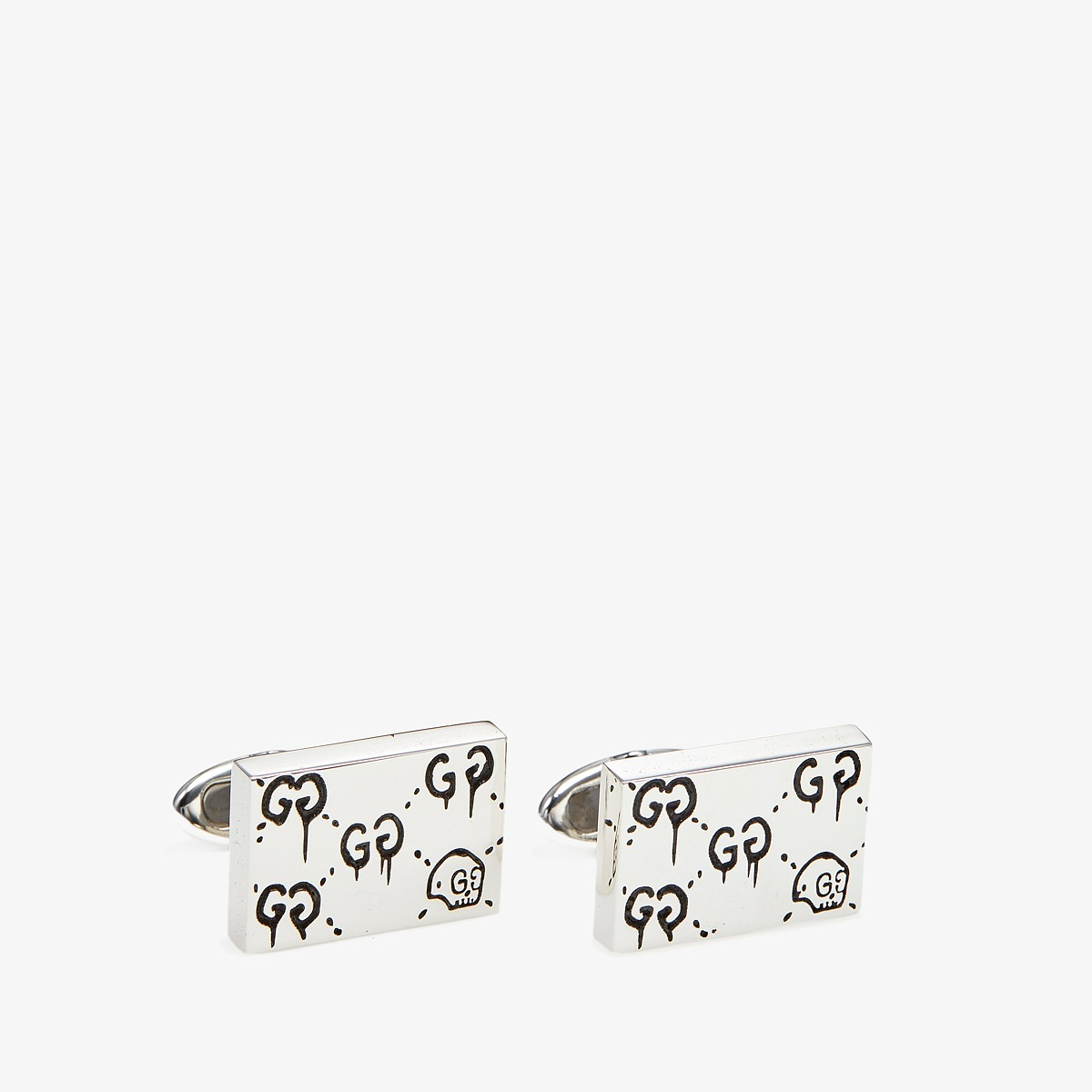 Gucci - Ghost Cufflinks (Silver) Cuff Links