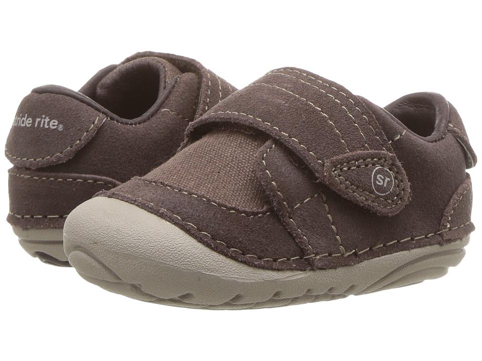 Stride Rite SM Kellen (Infant/Toddler) (Chocolate) Boys Shoes