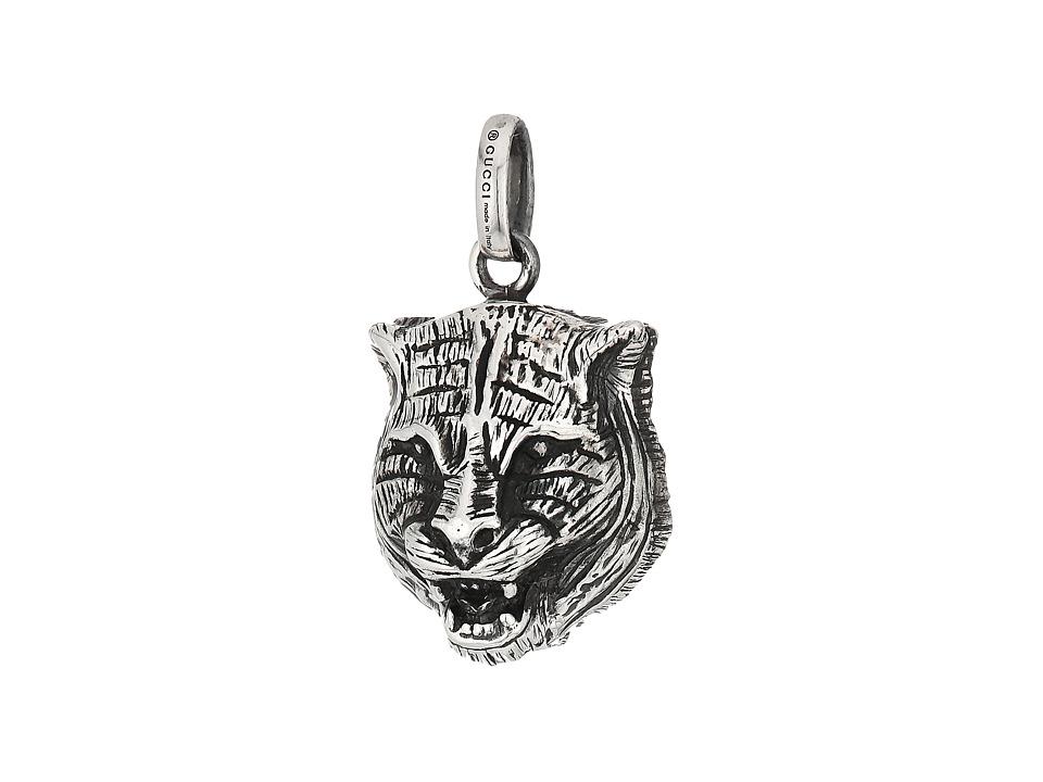 Gucci Gatto Charm (Silver) Charms Bracelet