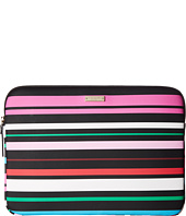 Kate Spade New York - 13 Inch Fiesta Stripe Laptop Sleeve Case