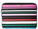 Kate Spade New York - 13 Inch Fiesta Stripe Laptop Sleeve Case