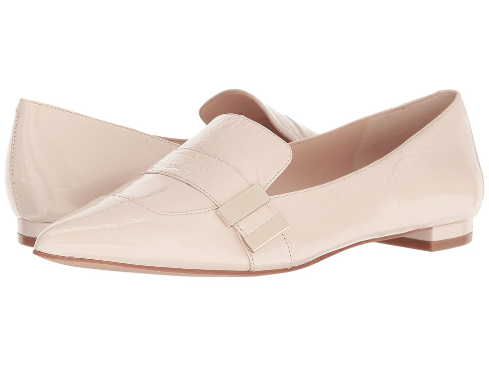 Nine West Allen (Off-White Patent) Women