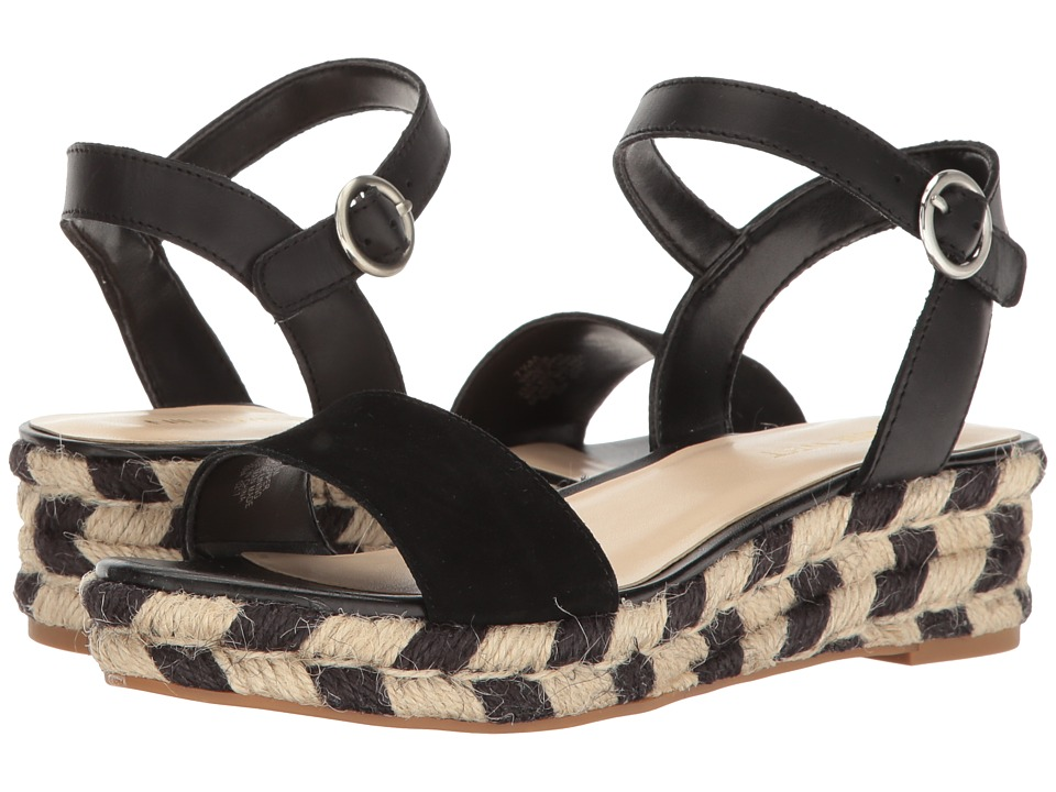 Nine West Allium (Black Leather 1) Women