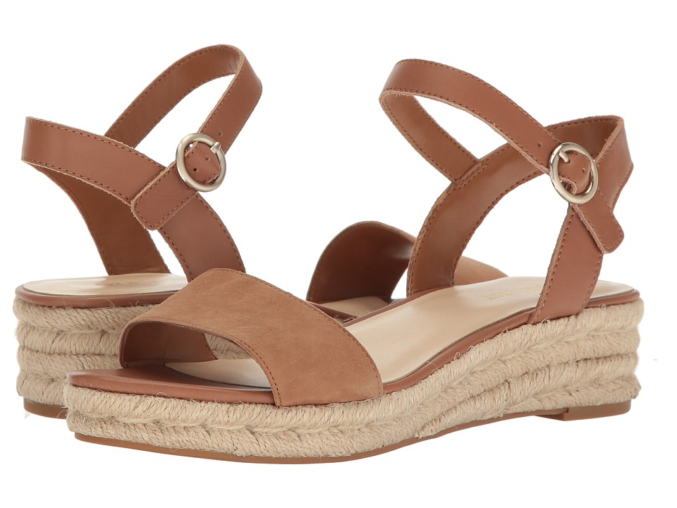 Nine West Allium (Dark Natural Leather) Women