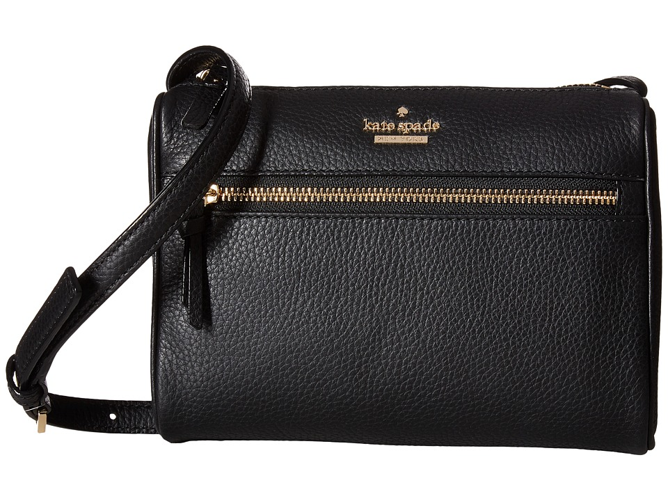 Kate Spade New York - Jackson Street Mini Cayli (Black) Wallet