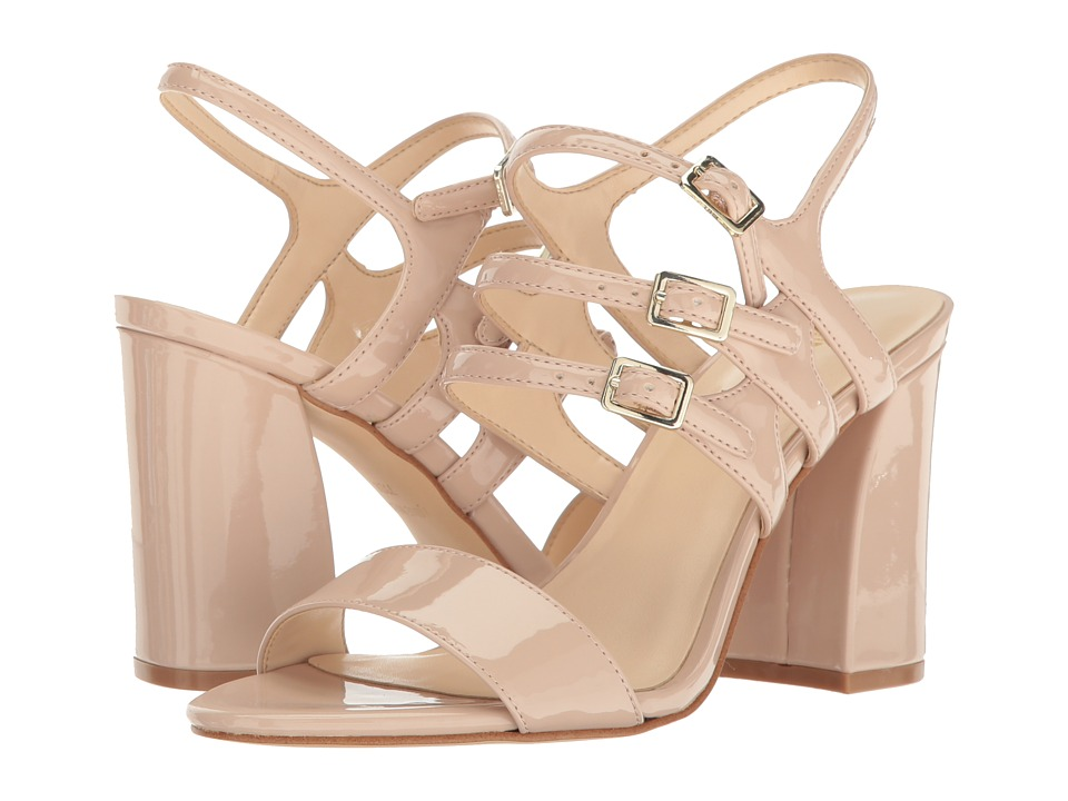 Nine West - Hadil 3 (Natural Synthetic) High Heels