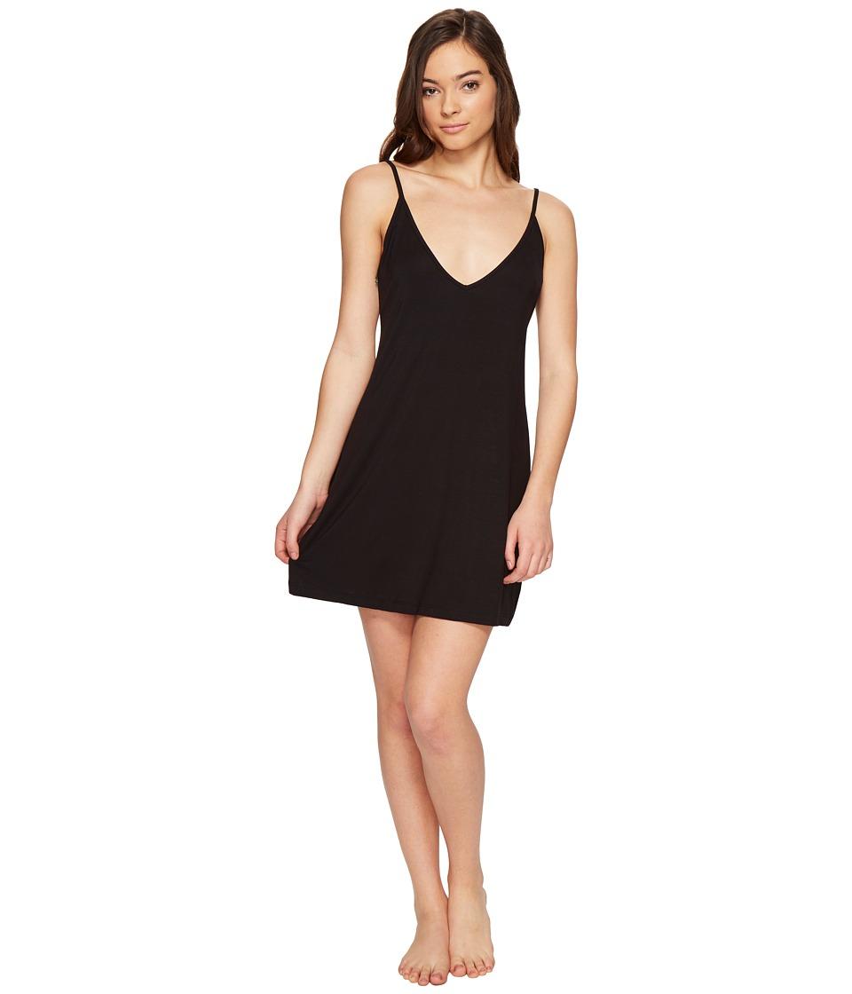 Cosabella Minimalista Slip (Black) Women's Underwear