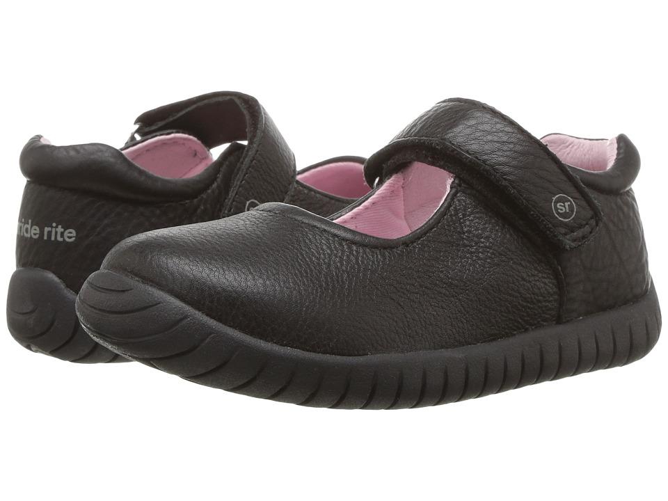 Stride Rite SRTech Maya (Toddler) (Black) Girls Shoes